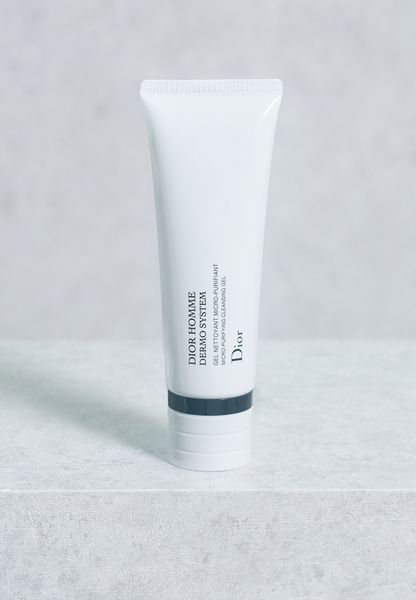 Homme Dermo System Micro Purifying Cleansing Gel