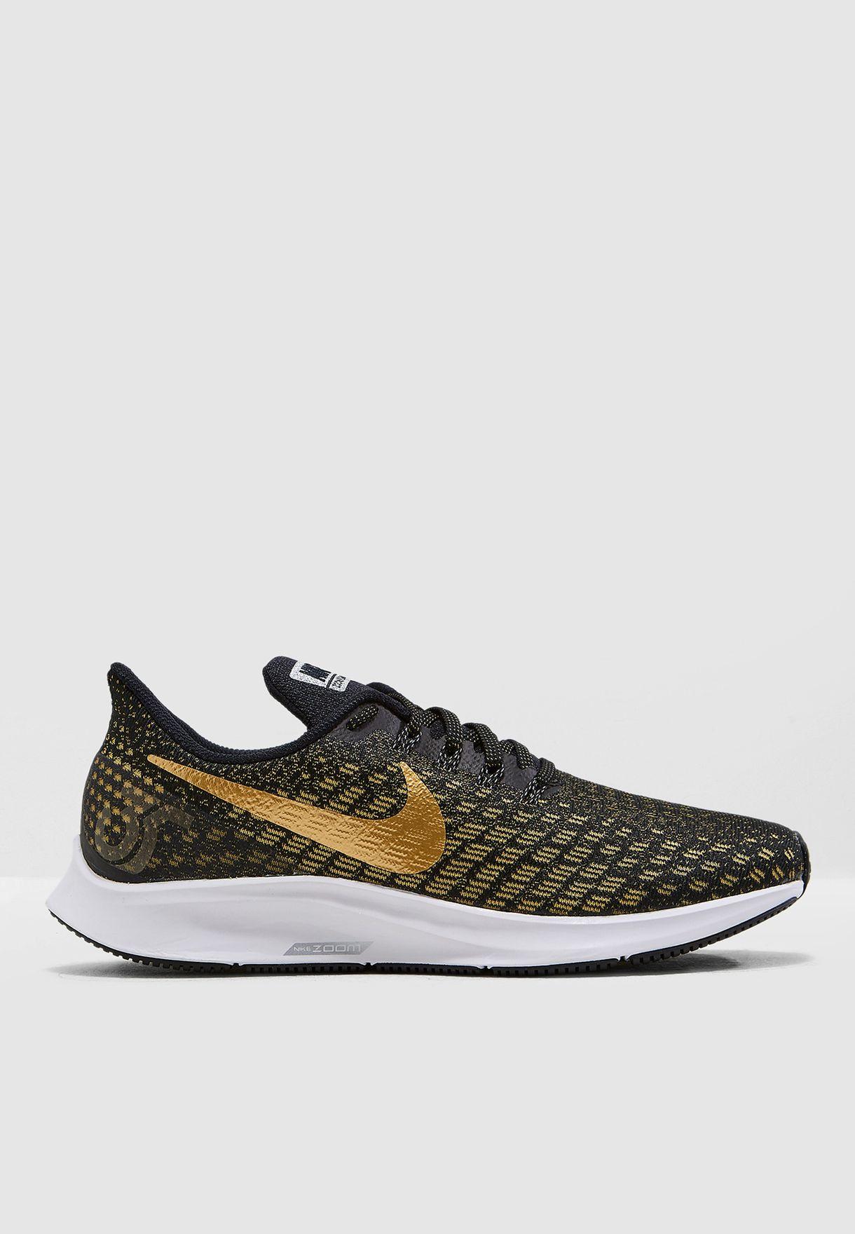 86d9658971337 Shop Nike black Air Zoom Pegasus 35 942855-007 for Women in UAE ...