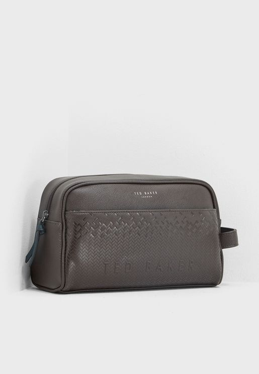 Embossed Wash Bag