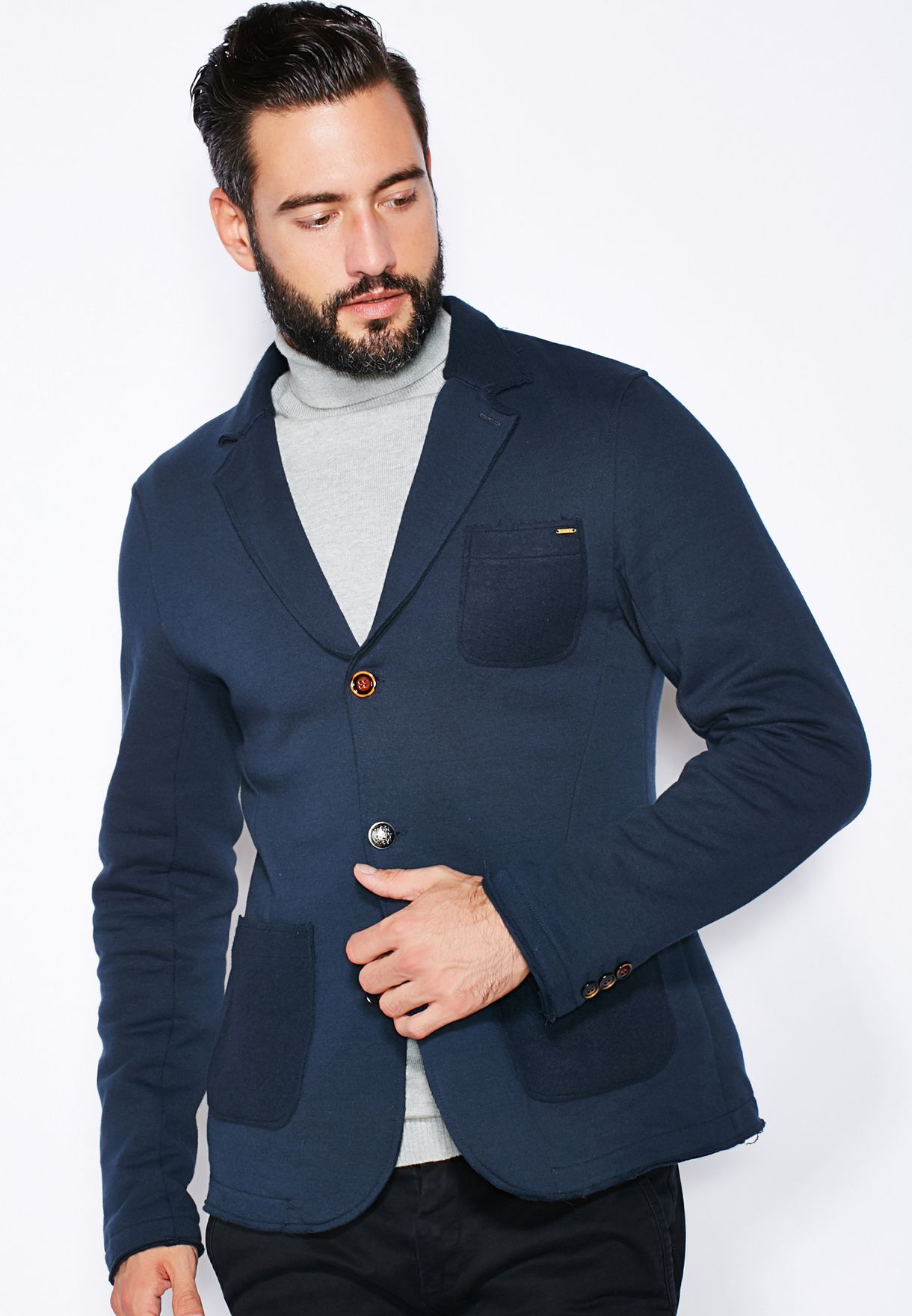 Jones In Blazer For Blue Shop Men Jack Sweat Vintage Qatar 8Xw5qxOqa