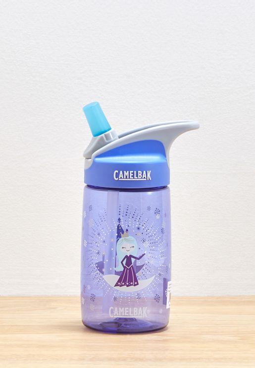 Eddy Snow Princess Water Bottle - 400ML