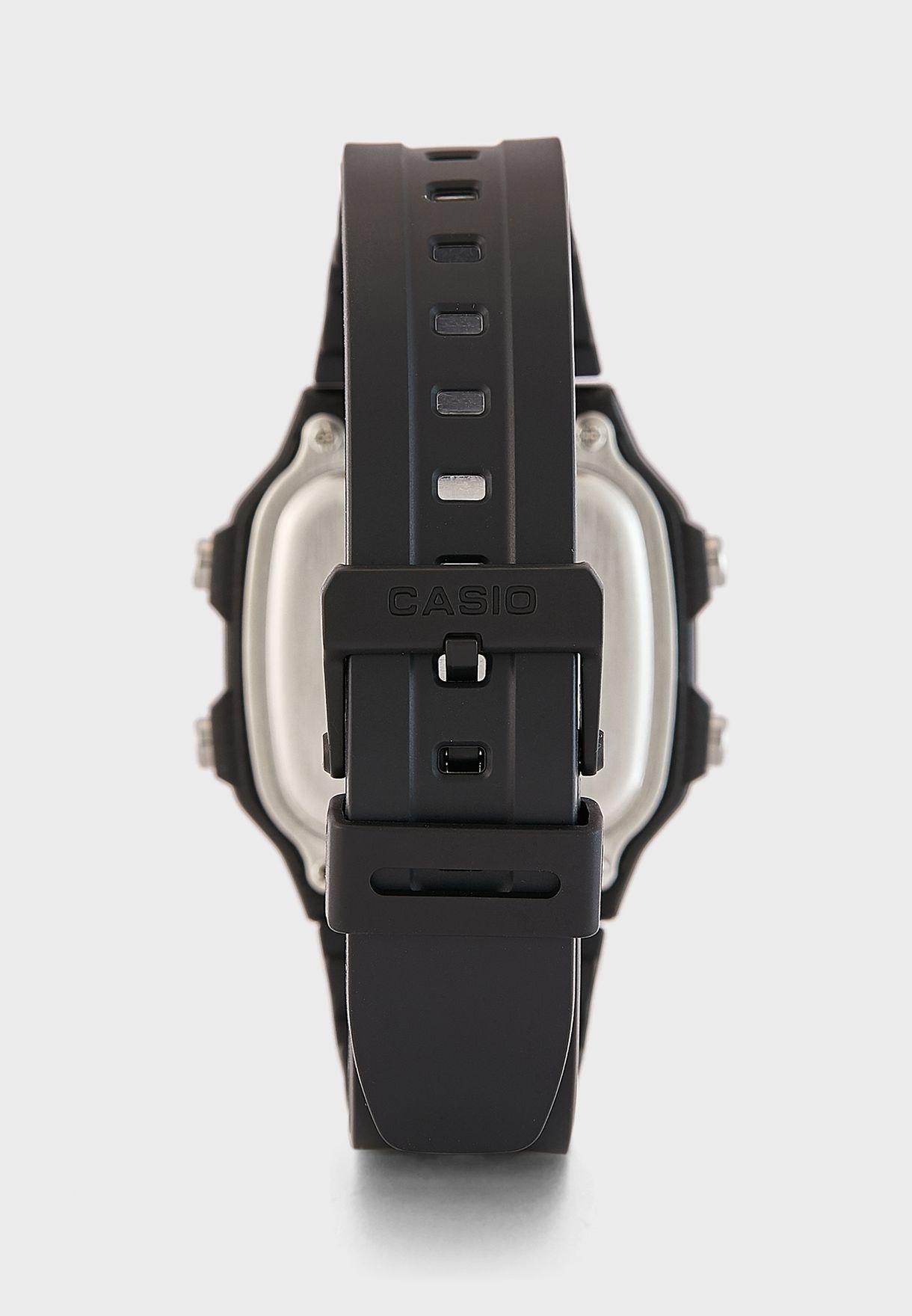 ساعة رقمية