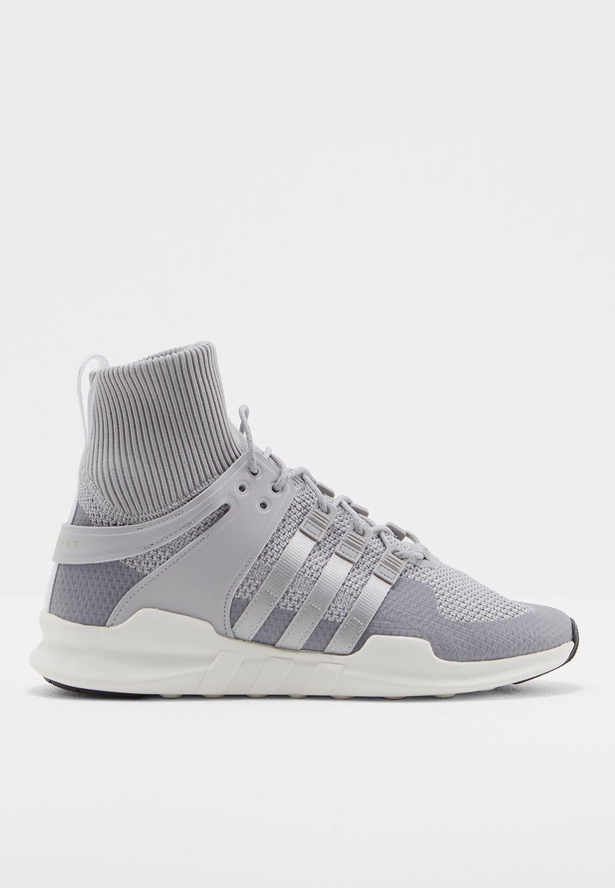Buy adidas Originals grey EQT Support