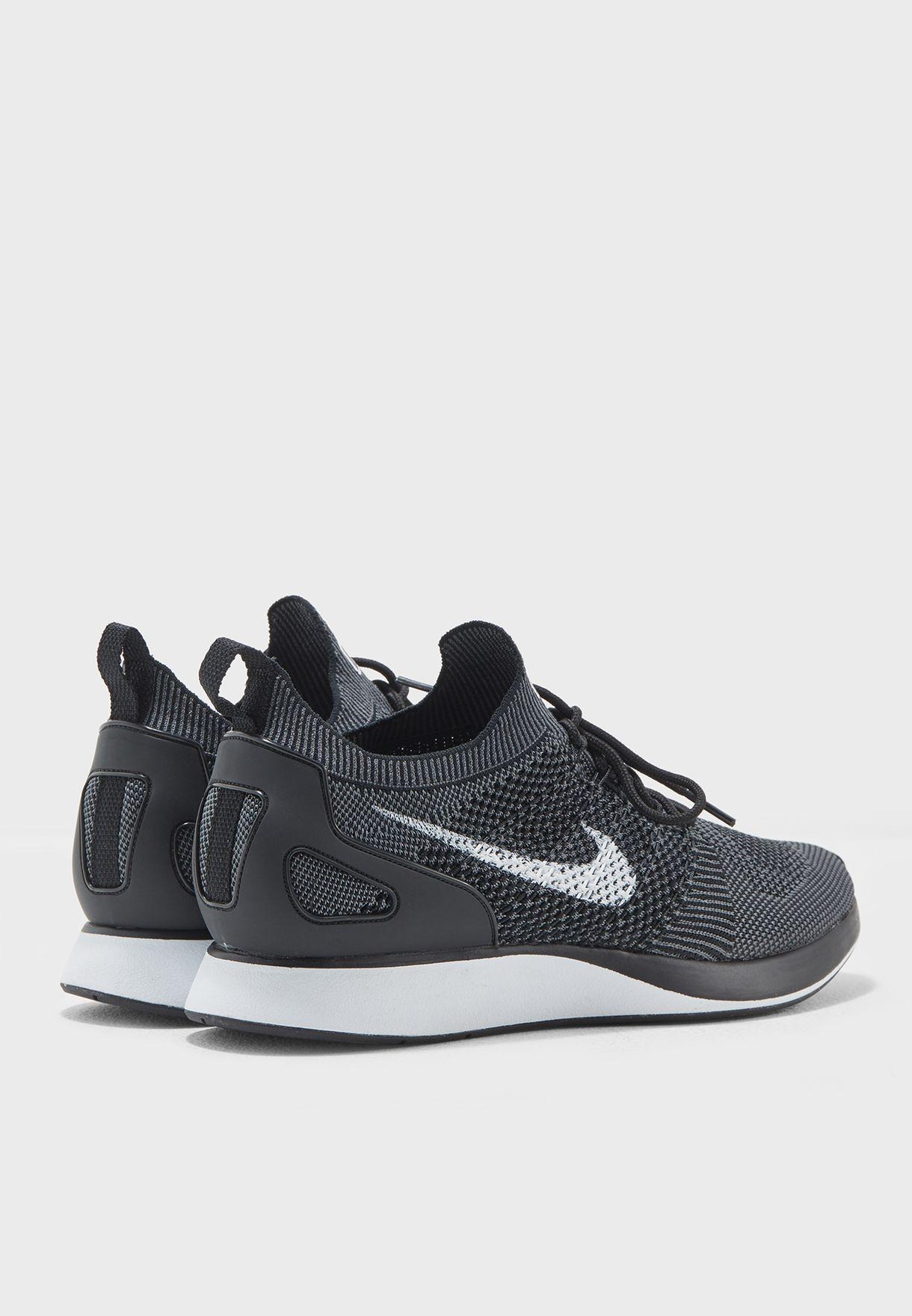 Shop Nike black Air Zoom Mariah Flyknit Racer 918264-001 for Men in ... dc0098d7fd