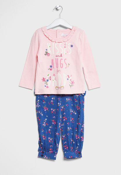 Infant T-Shirt+Trouser