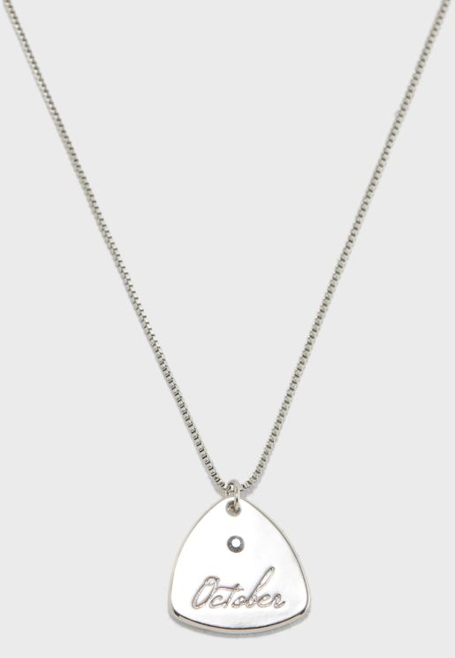 Lise Necklace - October