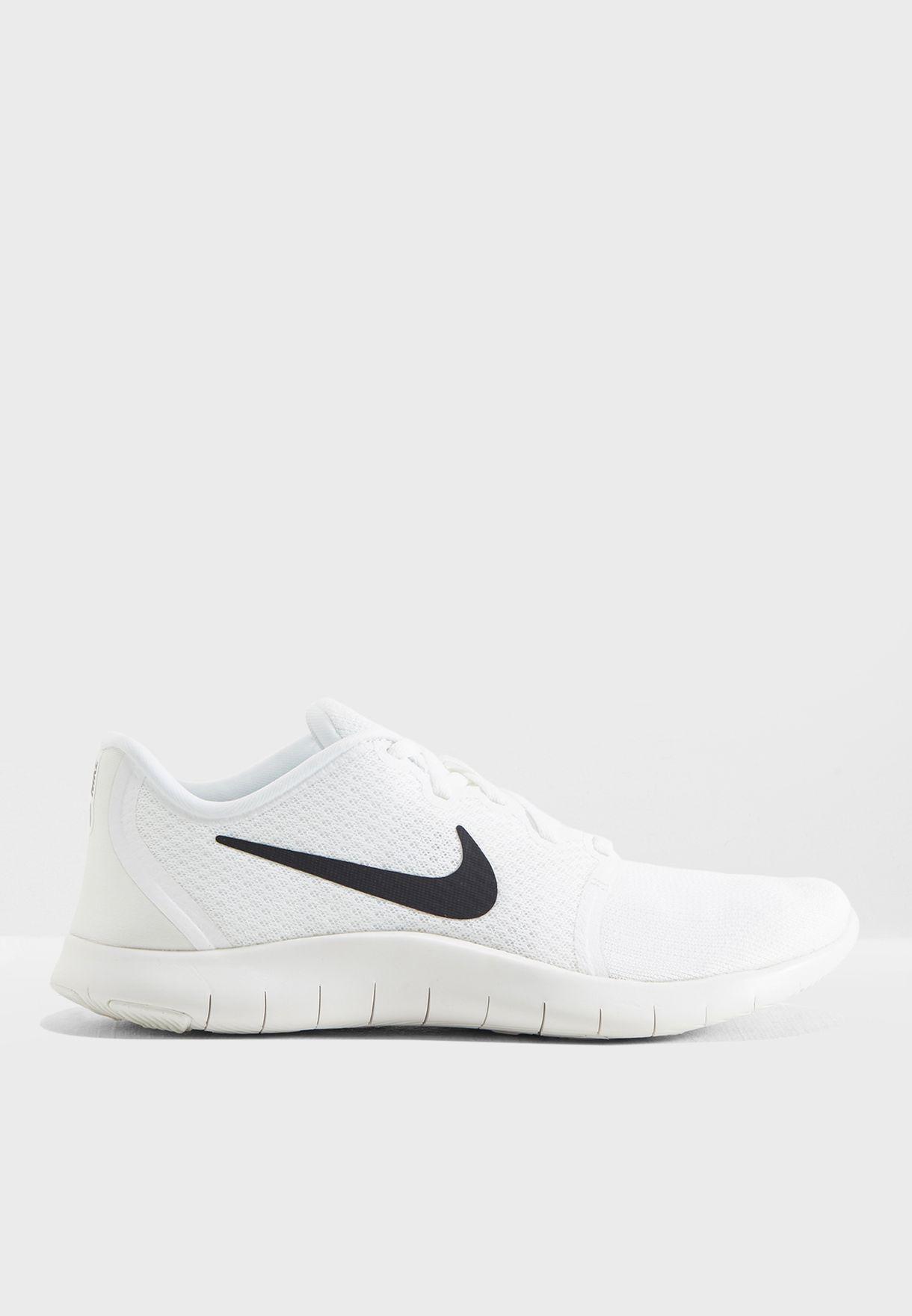 37256ce4aba20 Shop Nike white Flex Contact 2 AA7409-101 for Women in UAE ...
