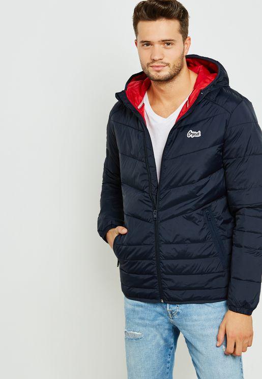 Bend Light Puffer Jacket
