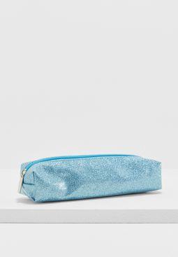 Glitter Pencil Case