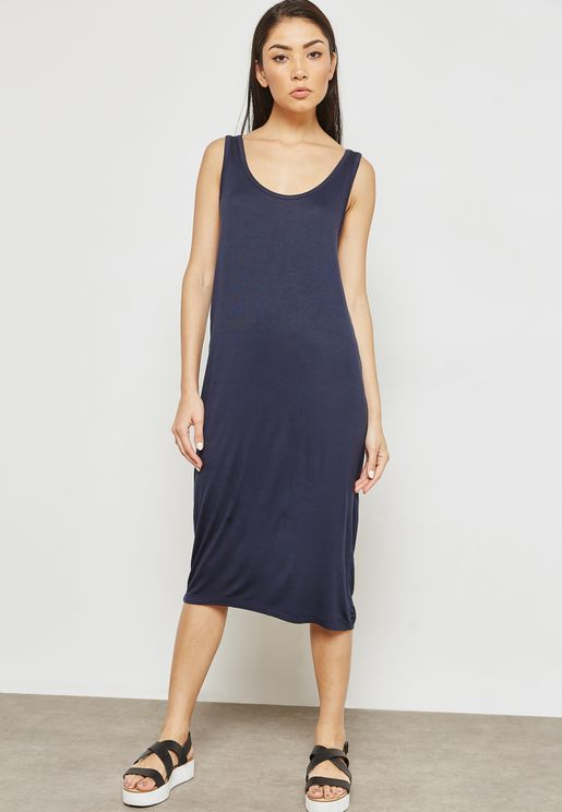 Essential Midi Dress