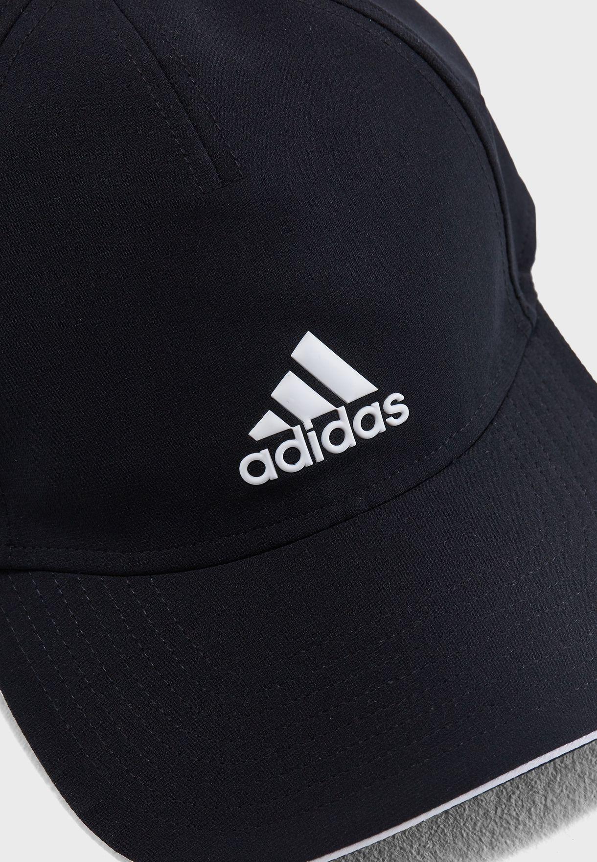 Shop adidas black C40 Climalite Cap CG1781 for Men in Qatar ... 07fa176ef8a2