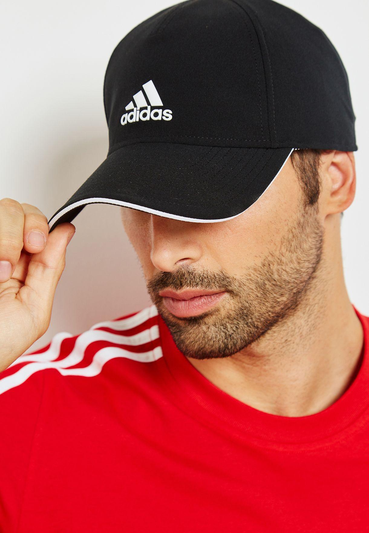 8cd48e62a Shop adidas black C40 Climalite Cap CG1781 for Men in Saudi ...