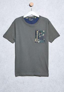 Youth Camo T-Shirts