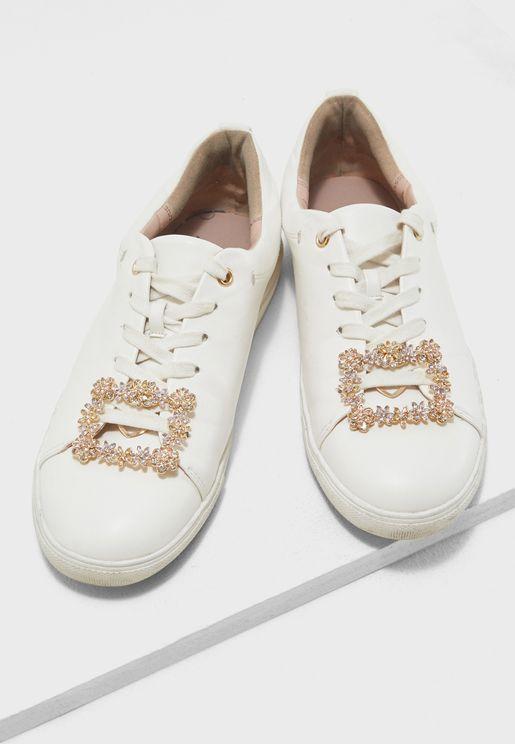 Hagele Rectangular shoe clip