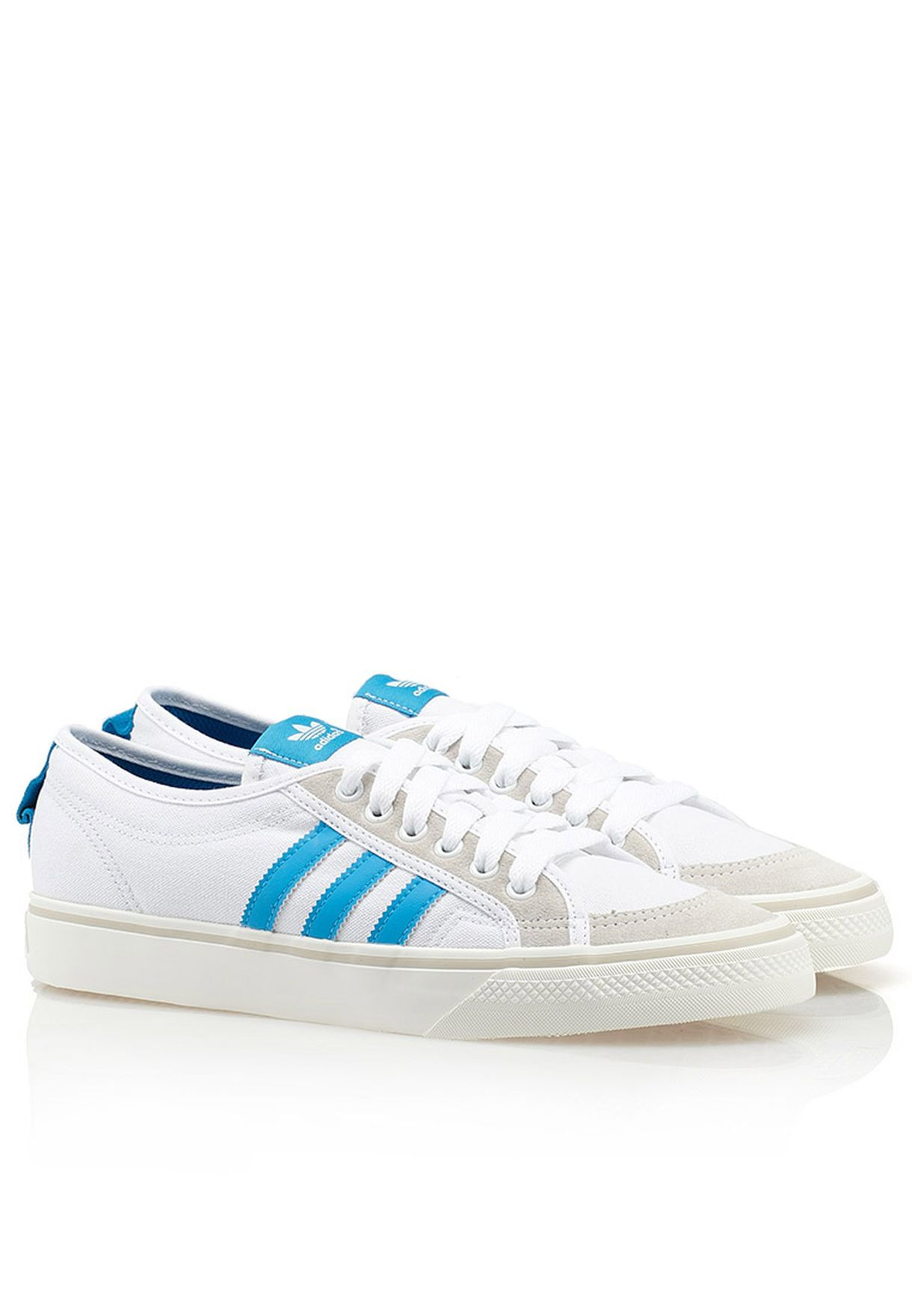 Shop adidas Originals white Nizza Lo D65858 for Men in Oman - AD478SH83UOE 42e4961b1