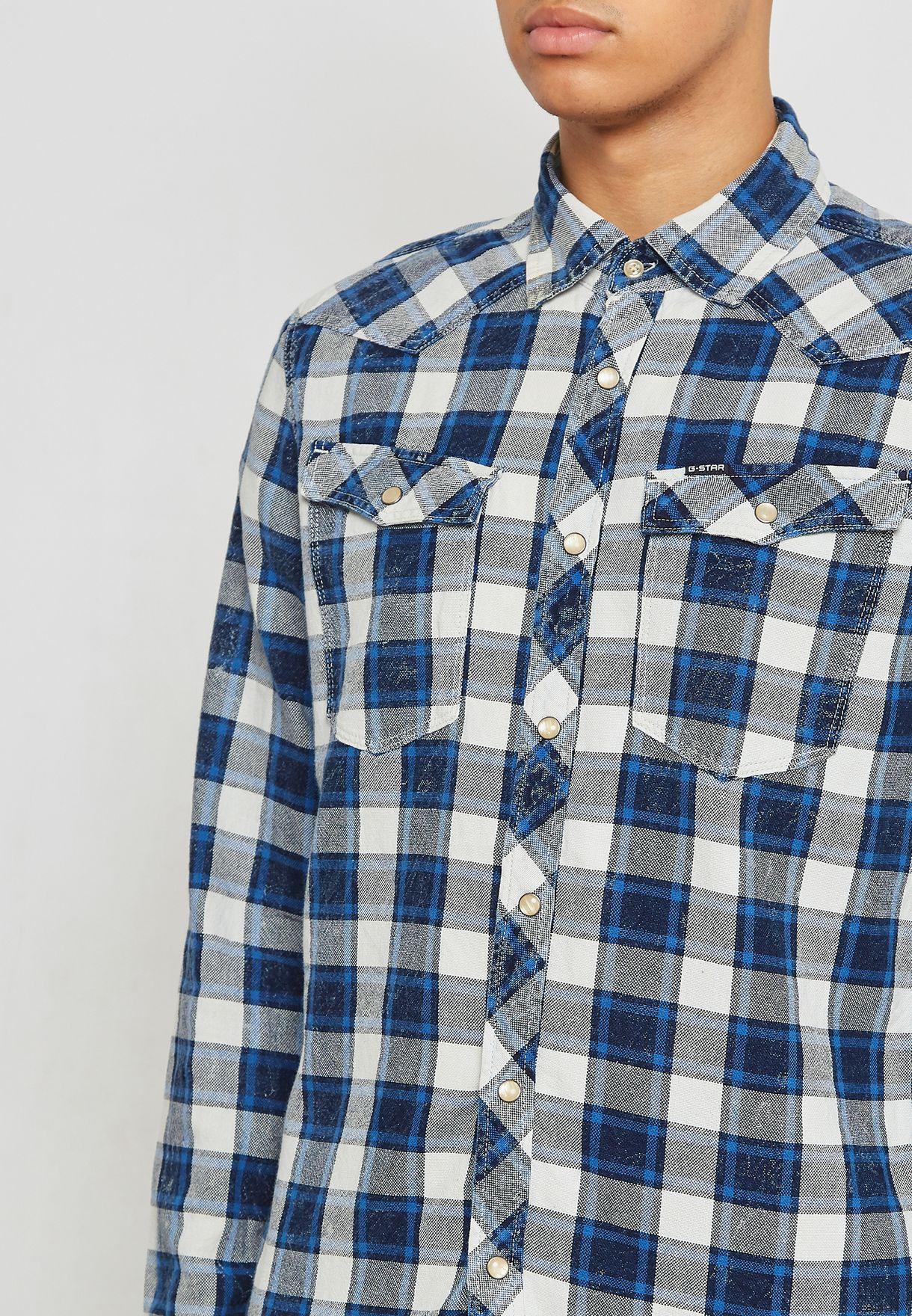 Hudson Check Shirt