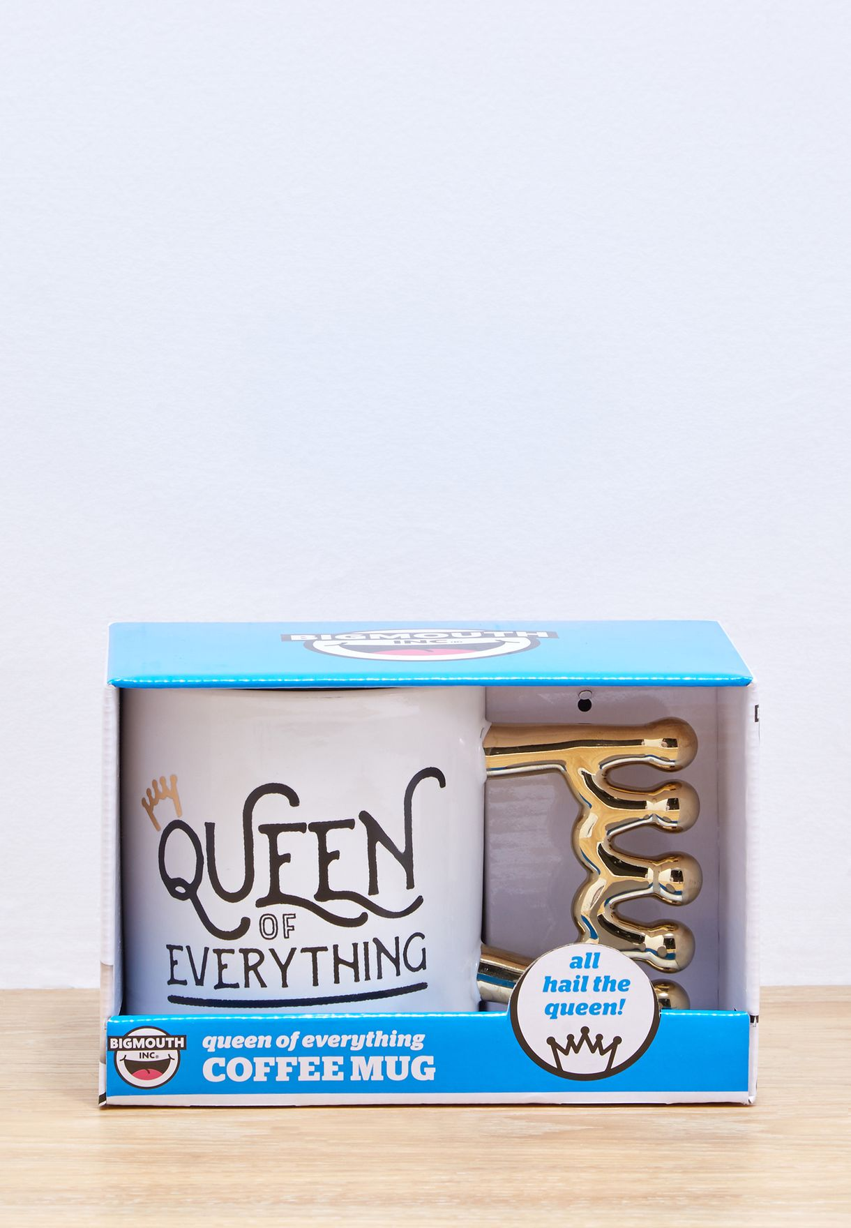 The Queen of Everything Coffee Mug