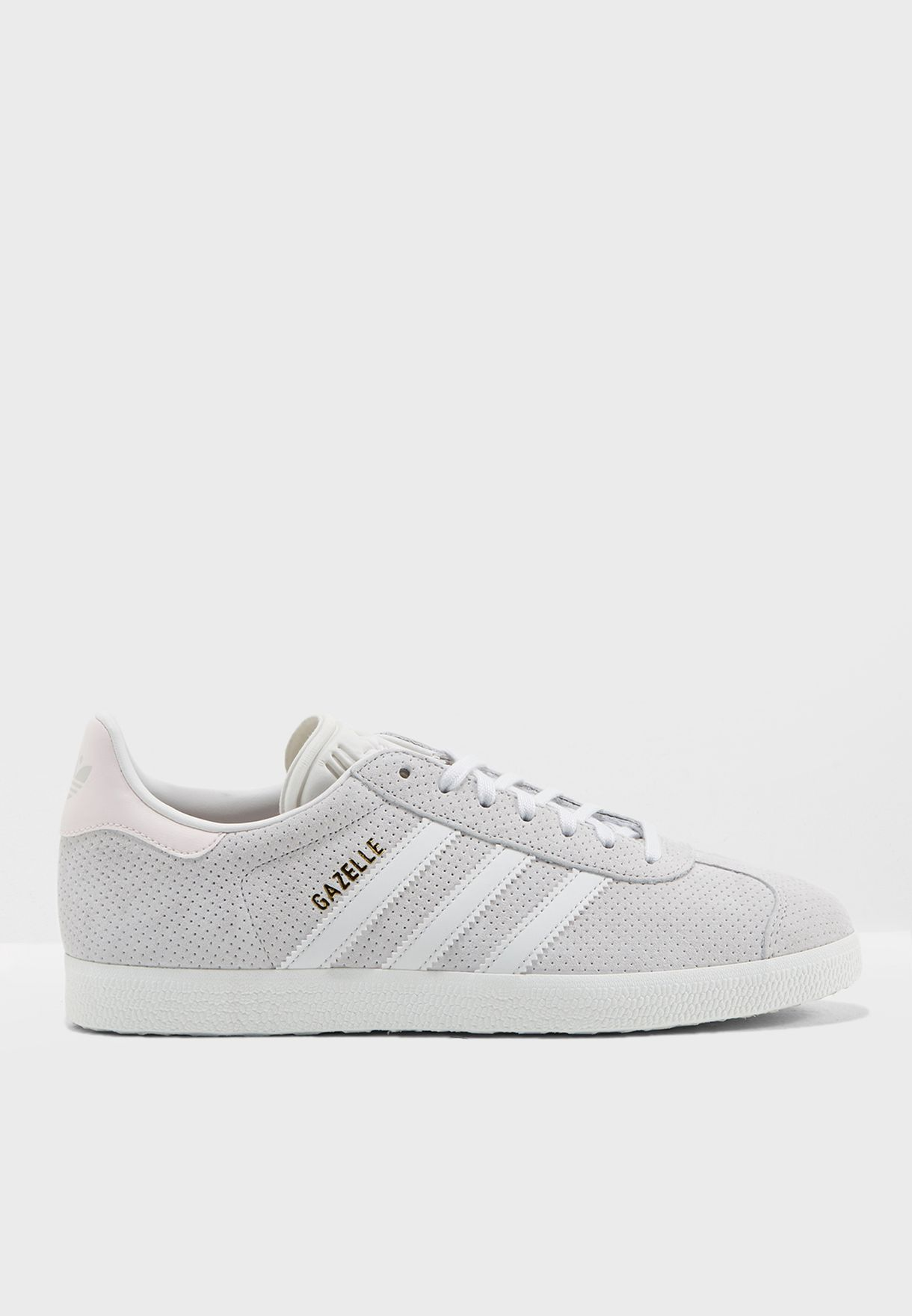 sale retailer d1e92 10547 Shop adidas Originals grey Gazelle CQ2183 for Women in UAE - AD478SH83BDS