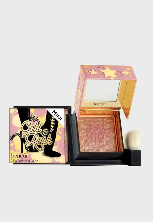 Gold Rush Mini Blush Powder