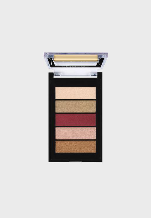 Mini Eyeshadow Palette - 02 Bellevill