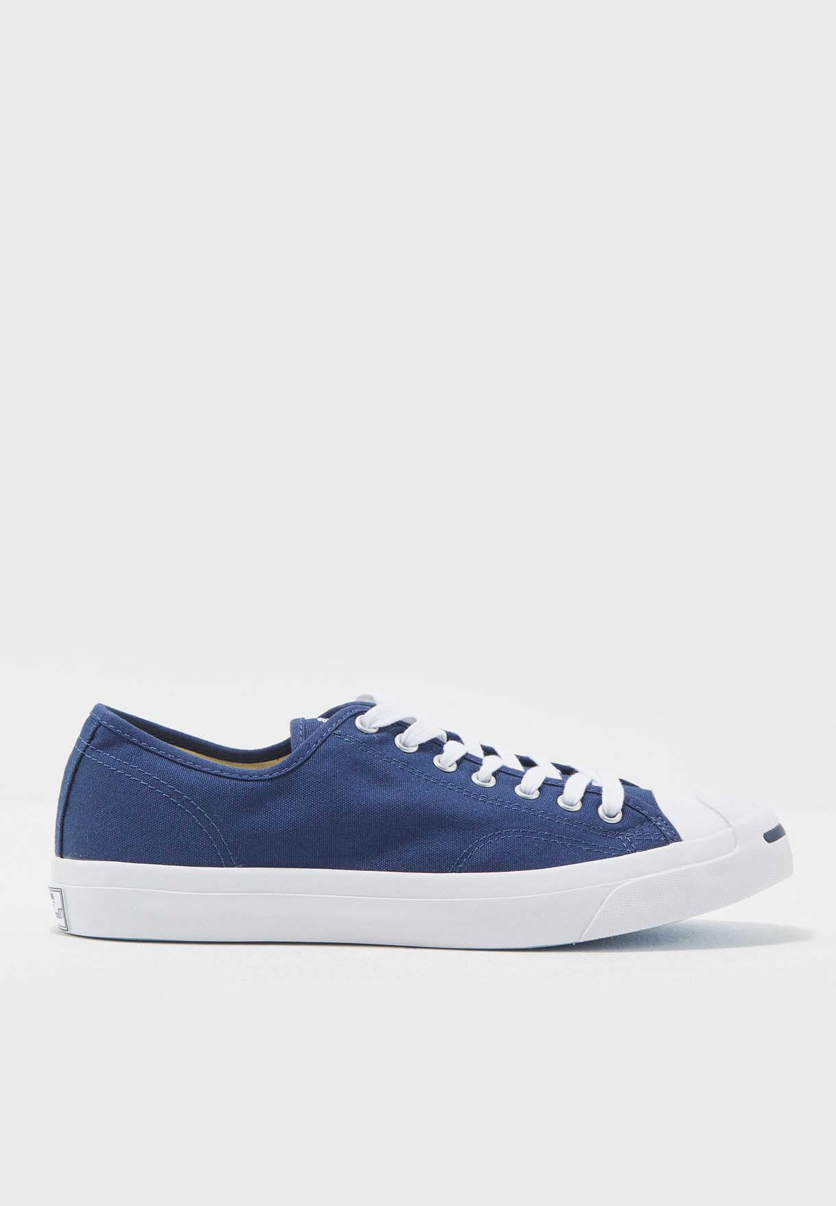 802c9953905d Shop Converse navy Jack Purcell LTT   Core 157783C-471 for Men in ...