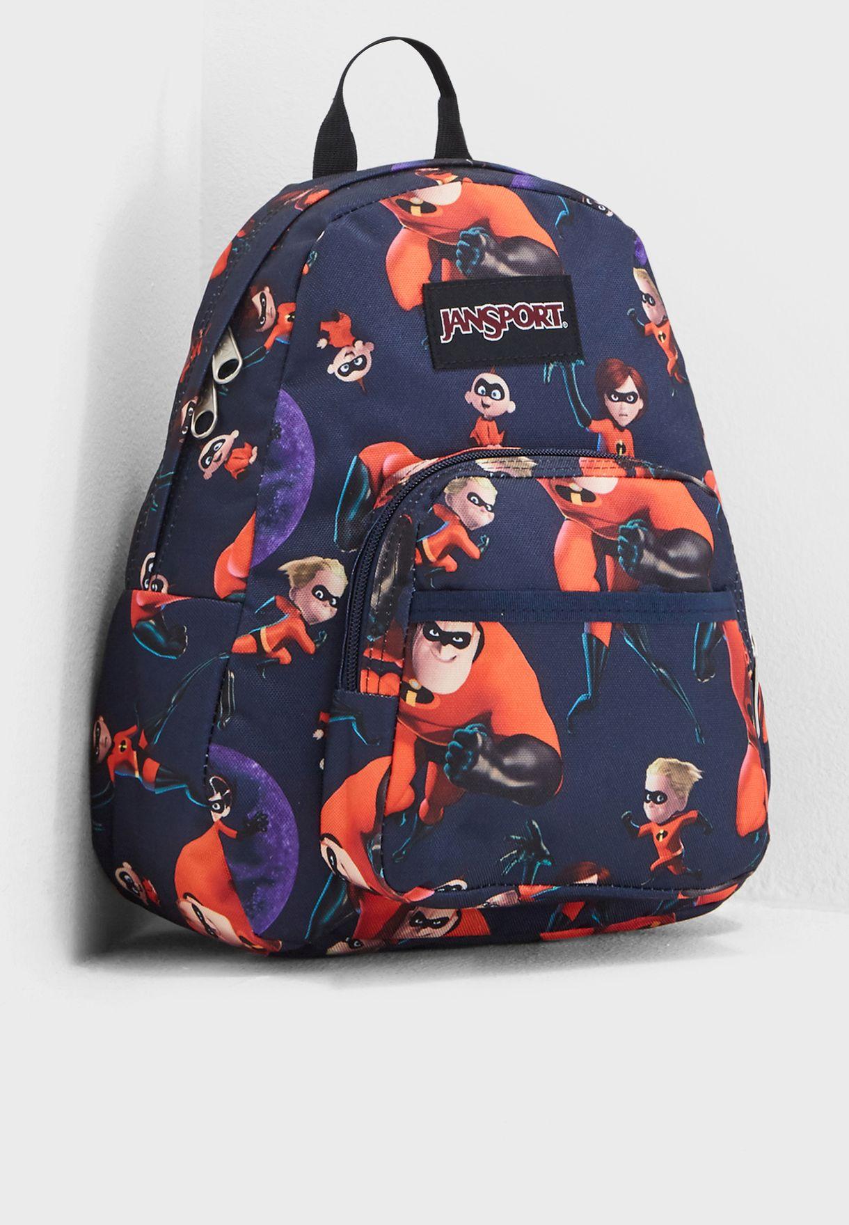Kids Incredibles Half Pint Backpack