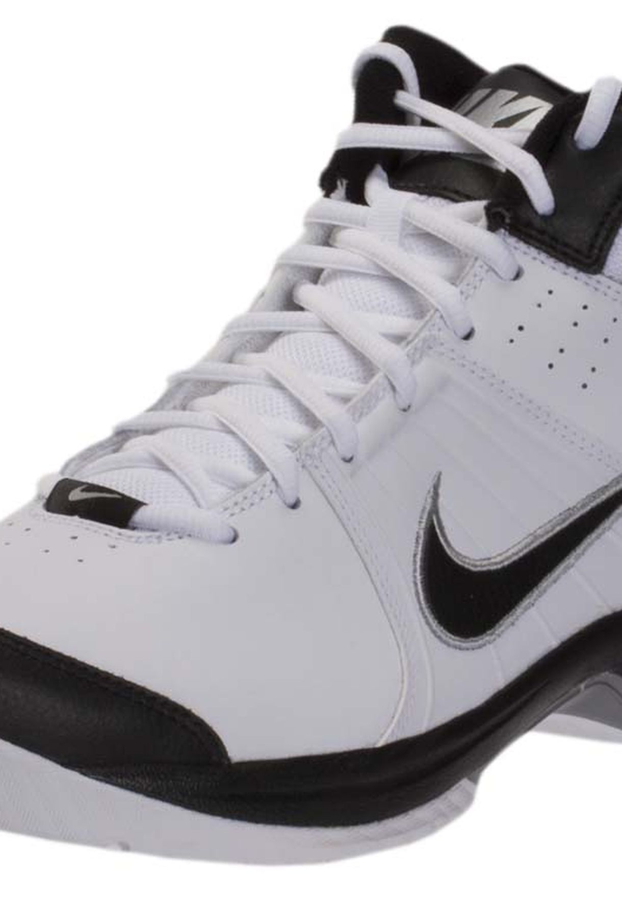 Buy Nike white The Overplay VI Trainers