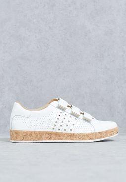Cillan Velcro Strap Sneakers