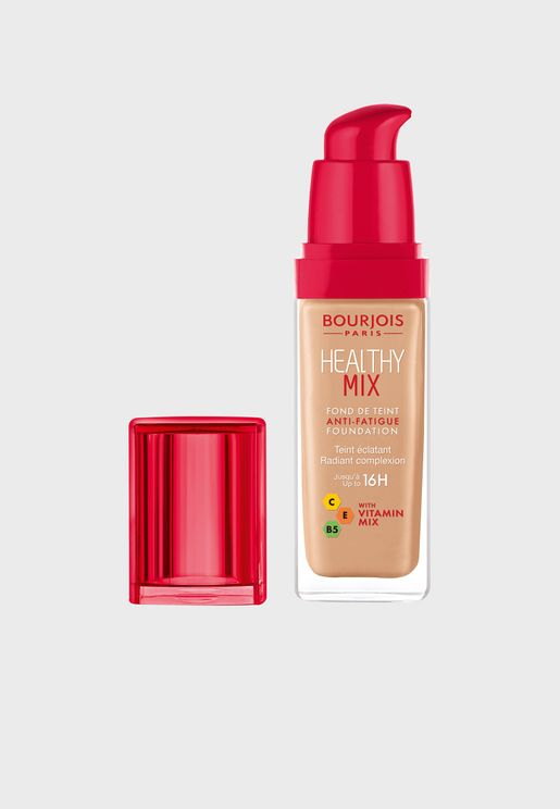 Healthy Mix Anti-Fatigue Foundation 54 Beige