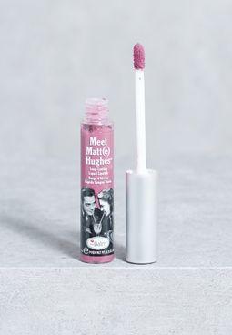 Meet Matte Hughes Affectionate Lipstick