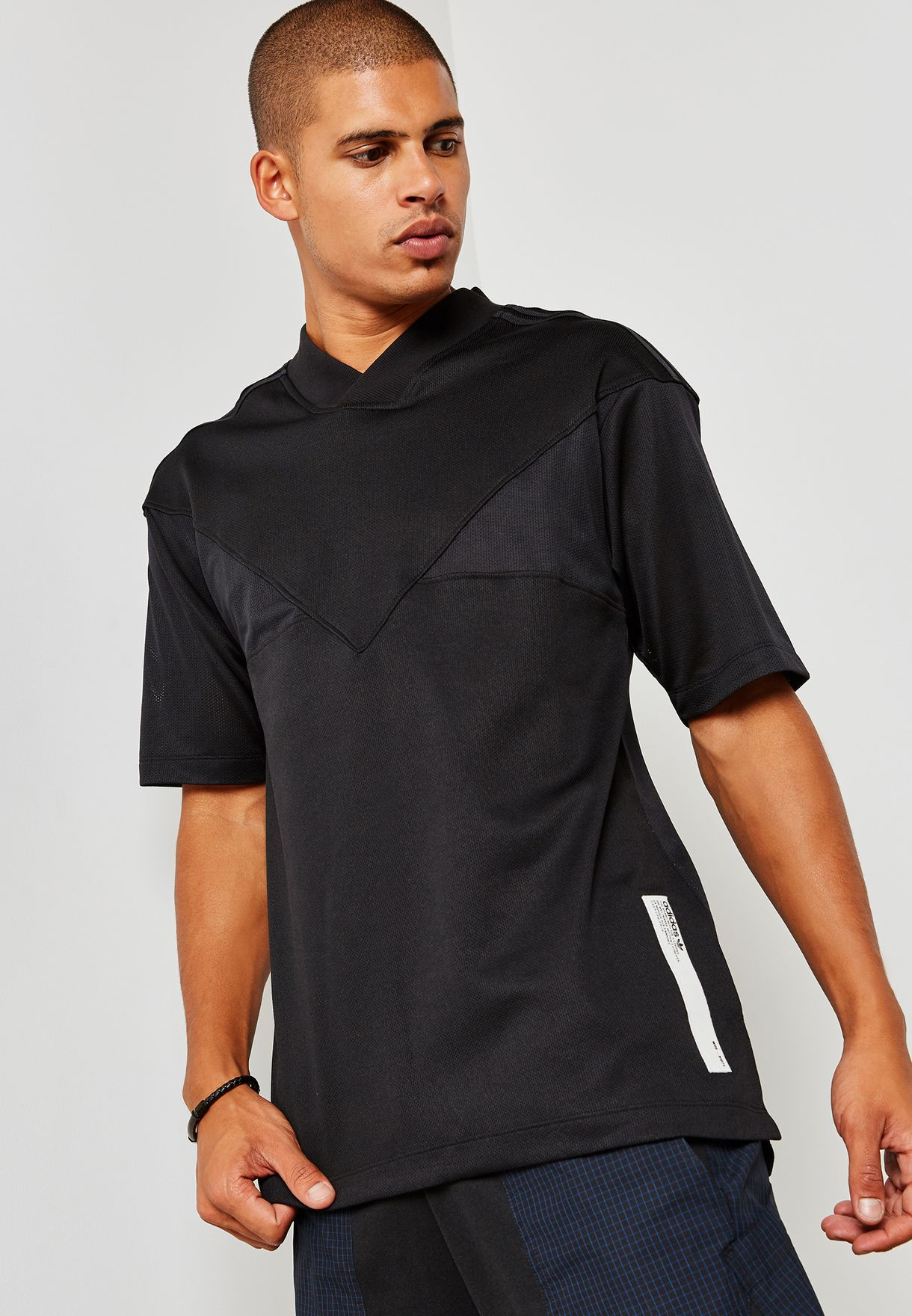c1642dfd5912 Shop adidas Originals black NMD T-Shirt DH2271 for Men in UAE ...