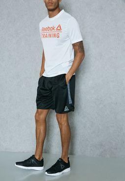 WOR Knee Shorts