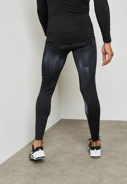 Nike. AOP Hyperwarm Tights