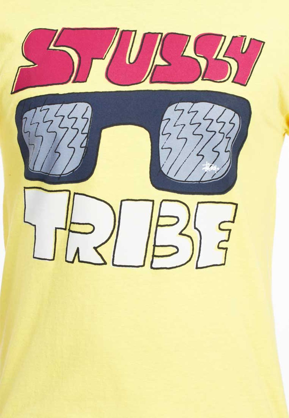 d998801b7e6ad Shop Stussy multicolor Stussy Shades T-Shirt for Men in UAE ...
