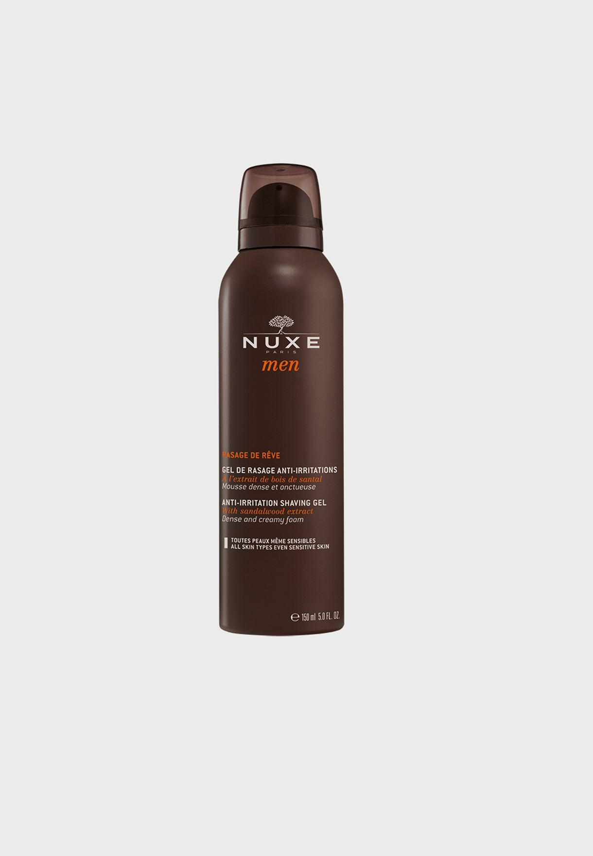 Anti-Irritation Shaving Gel