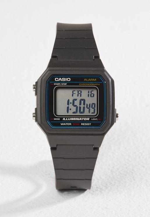 ساعة رقمية (ديجيتال)