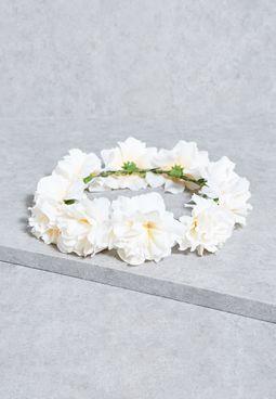 Flower Detail Hairband
