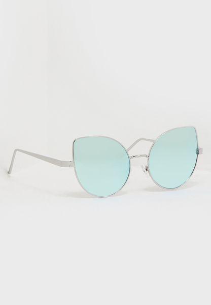 Reggie Revo Cateye Sunglasses