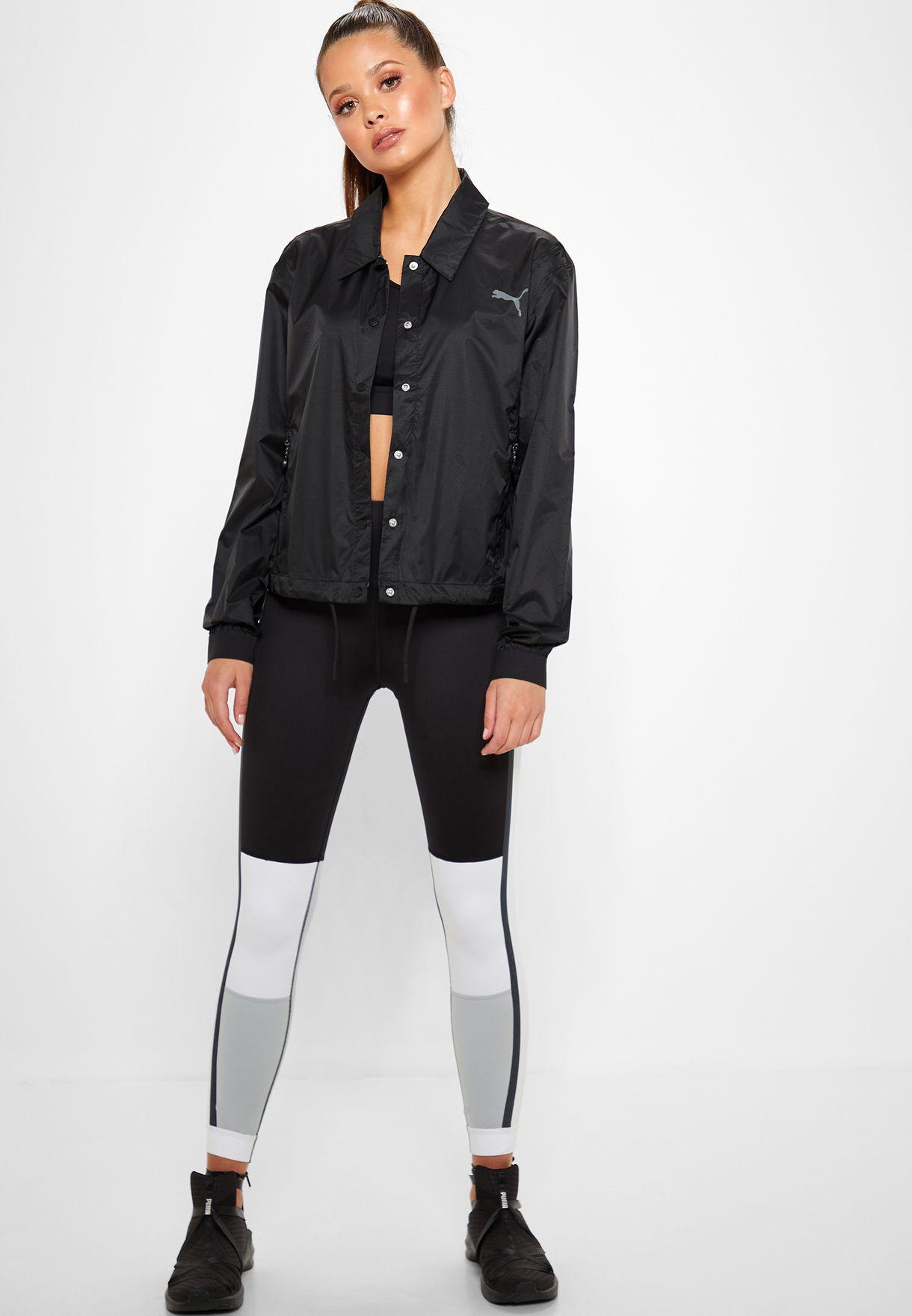 Selena Gomez Coaches Jacket