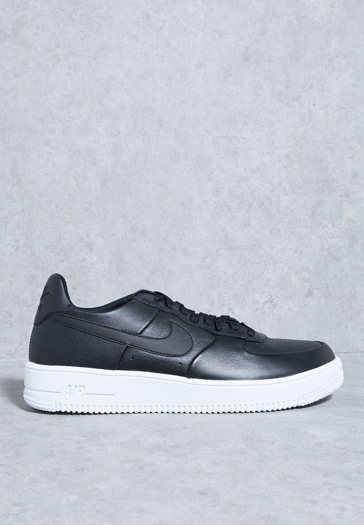 7ece5db885d Shop Nike black Air Force 1 Ultraforce Leather 845052-001 for Men in  Bahrain - NI727SH73ZFI
