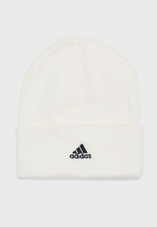Real Madrid 3 Stripe Beanie