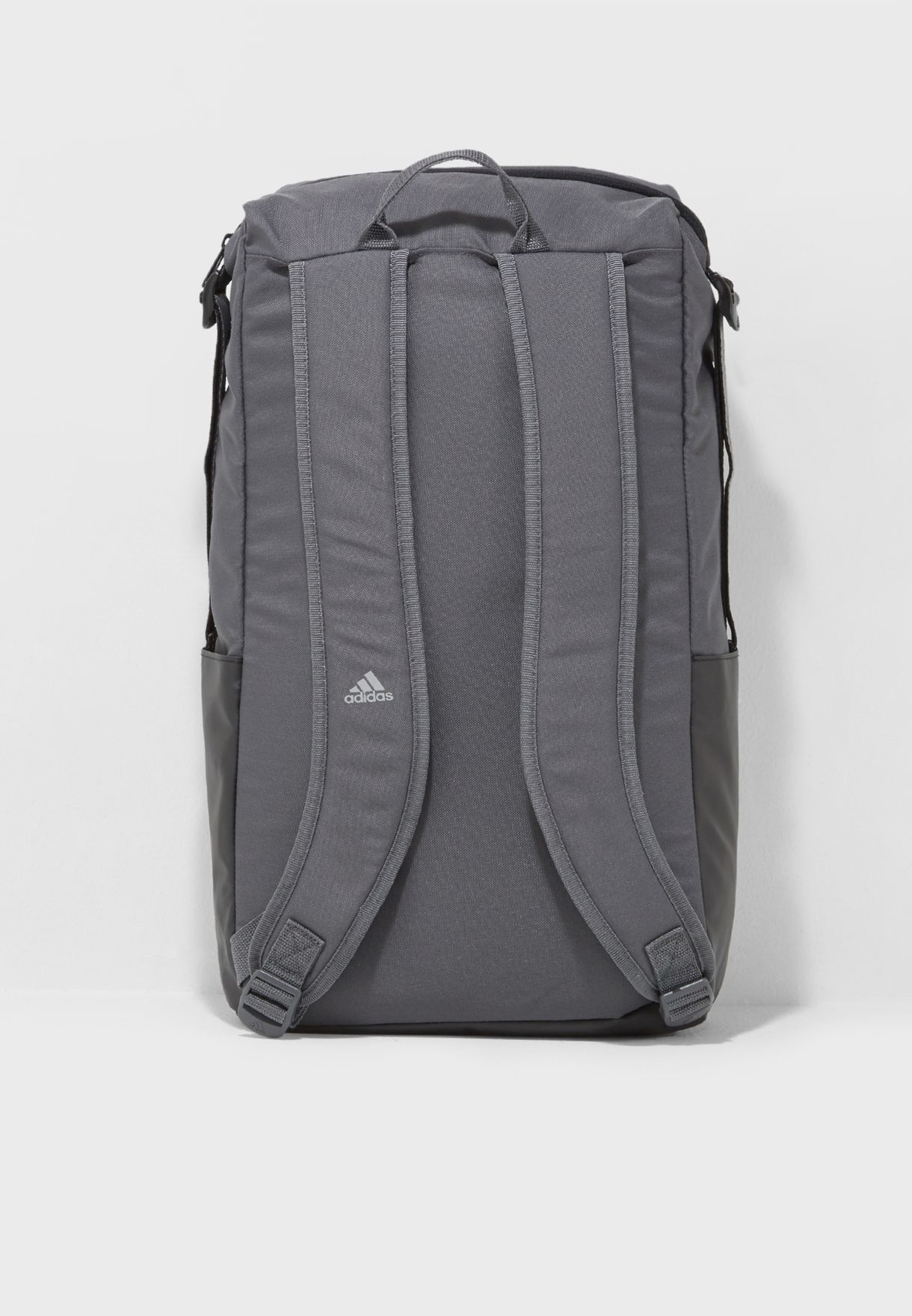 734d6c3d8b7 Shop adidas grey Z.N.E Core Backpack CY6069 for Men in UAE ...