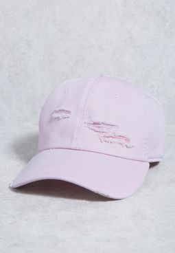 Ripped Curved Cap