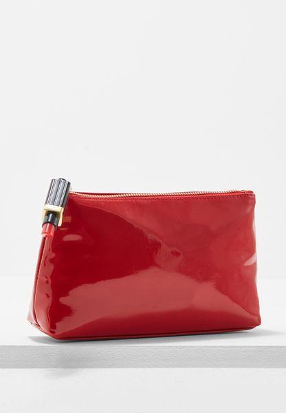 T-Seam Cosmetic Bag