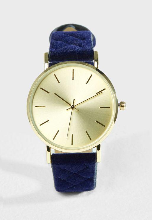 Velvet Watch