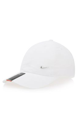 Athletes Metal Swoosh Cap