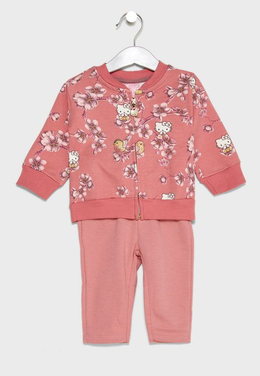 Infant Jacket + Sweatpants Set