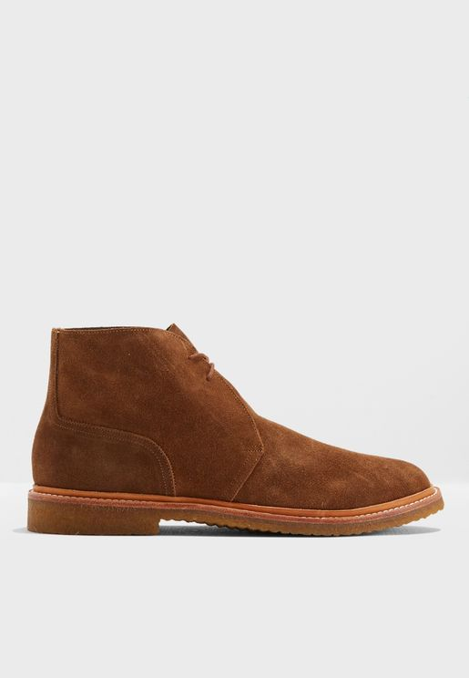 Karlyle Desert Boot