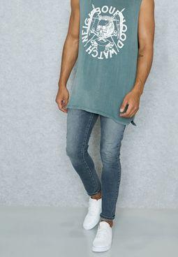 Vintage Slim Fit Jeans
