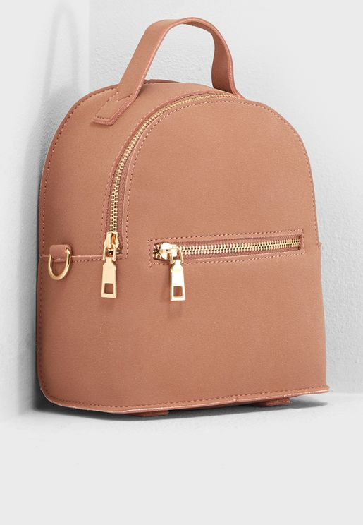 Mini Structured Backpack